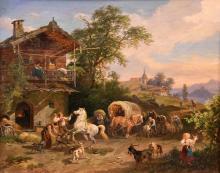 Reinhold, Franz Xaver (1816 - 1893 Vienna),