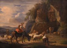 Does, Jacob van der (1632 Amsterdam - 1673 Slouten)