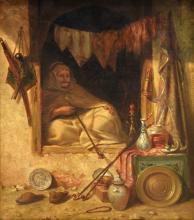 Decamps, Alexandre Gabriel (1803 Paris - 1860 Fontainebleau)