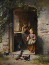 19th century painter (Austria)