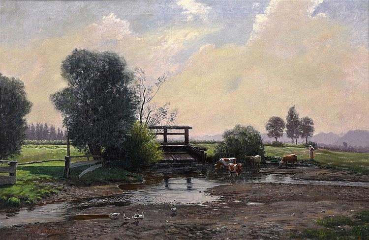 Harsing, Wilhelm                         (1861 Hesse - 1923),