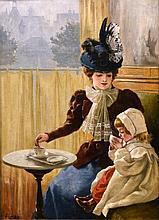 Cipolla, Fabio (1852 Rom - 1935 ebenda),