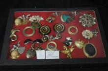 Case Of Assorted Jewelry