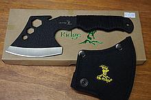 Elk Ridge Stainless Steel Hatchet With Holster