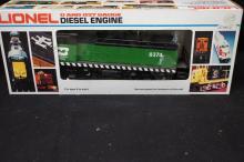 Lionel Electric Train- Burlington Sw-1 Switcher