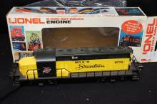 Lionel Electric Train- Southern F-3