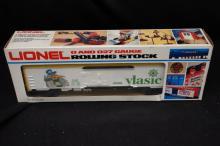 Lionel Electric Train- Vlasic Pickles Billboard