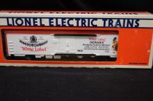 Lionel Electric Train- Dewars Billboard Reefer