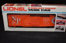 Lionel Electric Train- Freight Car