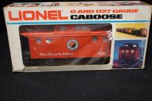 Lionel Electric Train- Northern Pacific Lighted