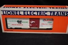 Lionel Electric Train- Lionel Christmas Car