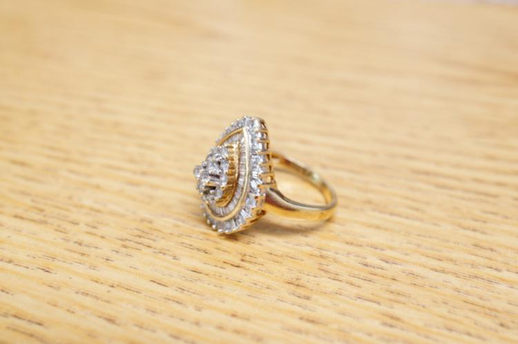 Diamond Ring 10k