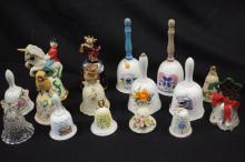 Assorted Lot Of Vintage Bells