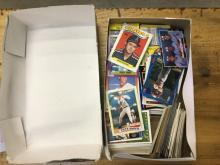 Shoebox Of Baseball Cards