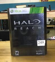 Halo Reach Hardrive Box Sealed Ltd Edition
