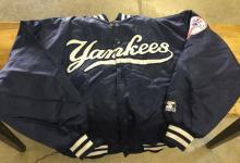 Yankees Jacket Size Large