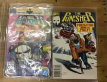 The Punisher # 65,48,49,& 4