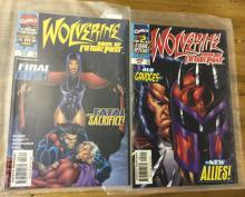 Wolverine Days Of Future Past 2,3,& 1, Wolverine
