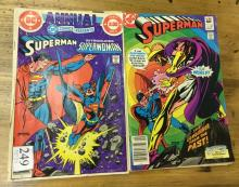 Superman 2, 387,388 Exiles 54 & 52