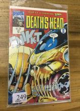 Deaths Head I I 1 & 2, Death 3 #1
