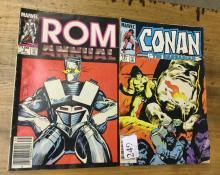Concun #151,rom #2,xmen Special Ed Xmen#1,