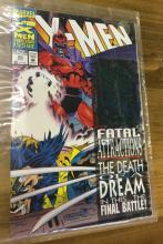 Xmen Fatal Attractions Anniversary Issue #25