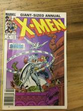 Xmen #9 The Saga Of Storm Goddess Of Thunder