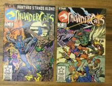 Thundercats #3 & 2