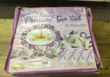 Princess Tea Set