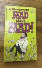 Mad About Mad 1970 Book By Sergio Aragones