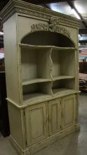 Large Distressed Bookcase
