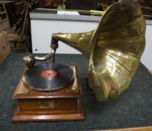 His Master's Voice Gramophone