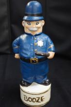 Sheriff Decanter