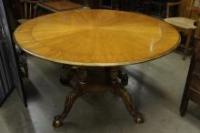 Maitland Smith Round Dining  Table