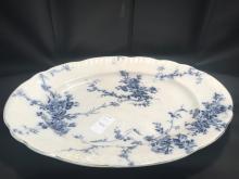Royal Semi Porcelain Large Platter- Princess