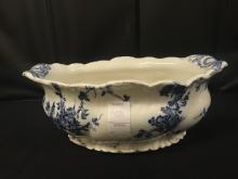 Royal Semi Porcelain Bowl- Princess Pattern