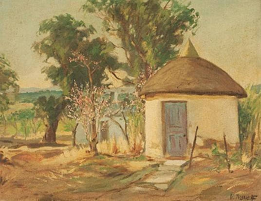 Victor Archipovich Ivanoff (South African