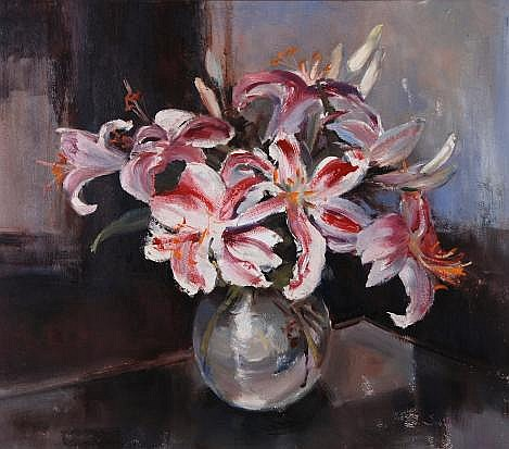 Ruth Squibb (South African 1928-) STILL LIFE OF