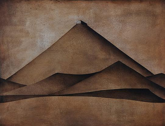 Hannes Harrs (South African 1927-2006) DUNES