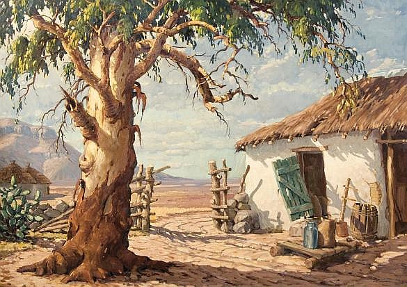 Nils Severin Andersen (South African 1897-1972)