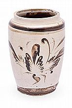 A CHINESE CIZHOU POTTERY JAR, MING, 1368-1644 the