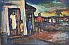 Kenneth Baker (South African 1931-1995) CONVERSATI, Kenneth  Baker, R7,000