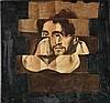 Christo Coetzee (South African 1929-2000) THE GHOS, Christo Coetzee, R5,000