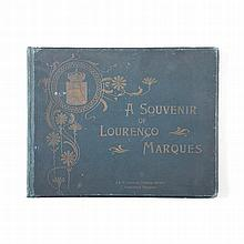 Anon A SOUVENIR OF LOURENCO MARQUES: AN ALBUM OF VIEWS OF THE TOWN Lourenco