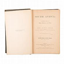Little, James Stanley SOUTH AFRICA: A SKETCH BOOK OF MEN, MANNERS AND FACTS