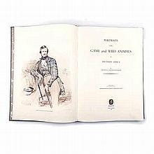 Harris, Captain W. Cornwallis PORTRAITS OF THE GAME AND WILD ANIMALS OF SOU