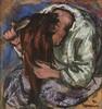 Hendrik Christiaan Niemann (South African 1941-) WOMAN BRUSHING HER HAIR si, Hendrik Christiaan Niemann, R5,500