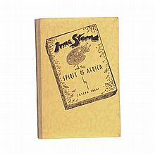 Sachs, J. IRMA STERN AND THE SPIRIT OF AFRICA Red Fawn Press, Pretoria, c.
