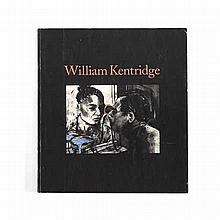 Benezra, N. WILLIAM KENTRIDGE Harry N. Abrams, New York, 2001. Signed and d