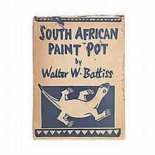 Battiss, W. W. SOUTH AFRICAN PAINT POT Red Fawn Press, Pretoria, c. 1940, f
